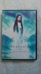 [A Venda] DVD Sarah Brightman - La Luna