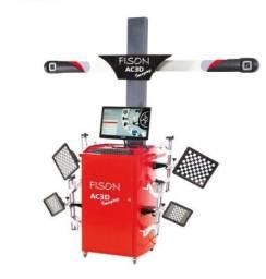 Alinhamento 3D marca Fison