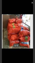 vendo sacas de cebola  para uso de açai