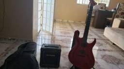 Vendo Guitarra + Amplificador