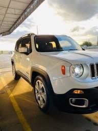 Título do anúncio: Jeep Renegade Limited 2018 Impecável