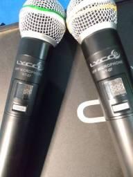 Microfones Lyco sem fio