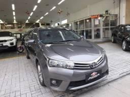 Título do anúncio: Toyota Corolla xei 2.0 blindado