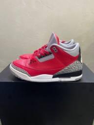 Título do anúncio: Tênis Nike Jordan 3 retro