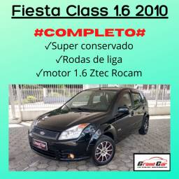 Fiesta Class 1.6 Completo/ Impecável