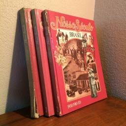 coleção Abril - Livro História, Arquitetura, Desing e Fotografia