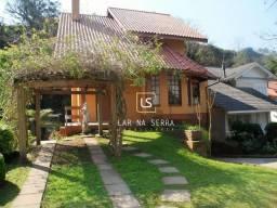 Casa com 4 dormitórios à venda, 297 m² por R$ 1.060.000,00 - Centro - Gramado/RS