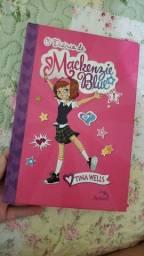Livro Mackenzie Blue 1 e 2
