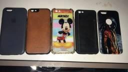 Capinhas iPhone 6/6s