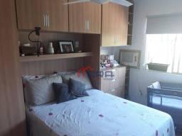 Apartamento à venda, 49 m² por R$ 160.000,00 - Colônia Santo Antônio - Barra Mansa/RJ