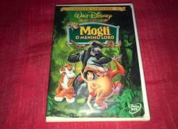 DVD Mogli - O Menino Lobo - 1ª Edição - Raríssimo