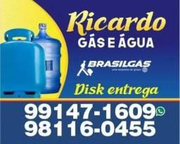 Gás e Água Disk entrega !