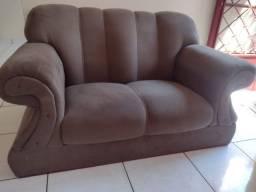 Título do anúncio: Vendo sofá d dois lugares por $140