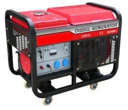 Gerador Diesel 12 KVA novo direto da Fábrica