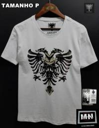 camiseta estampada masculina premium-P