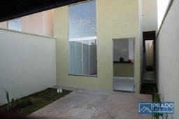 Casa com 2 dormitórios à venda, 78 m² por R$ 190.000,00 - Jardim Ipanema - Goiânia/GO
