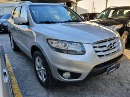 Hyundai SantaFe 3.5 V6, Completo, Automatico, Couro, Ipva 2021 Pago