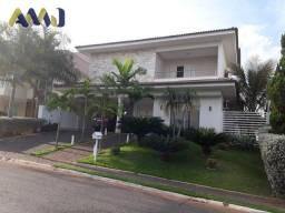Título do anúncio: Sobrado com 4 dormitórios à venda, 418 m² por R$ 1.950.000,00 - Condomínio do Lago - Goiân