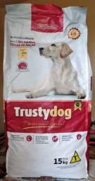 Ração TrustyDog Premium Especial Tds as Rçs Adulto 15kg/25kg