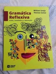 Vendo Gramática reflexiva (atual editora )