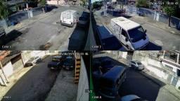 cameras vhd full color da intelbras 1080P alta definição visão noturna