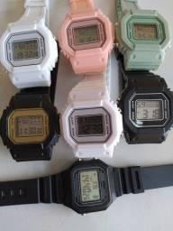 Título do anúncio: Relógios unissex coloridos