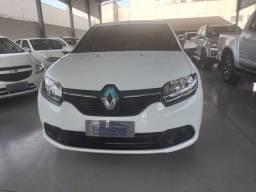 Título do anúncio: Renault logan 2014 1.6 expression 8v flex 4p manual