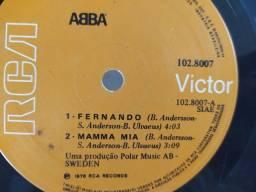 Título do anúncio: ABBA - disco de vinil
