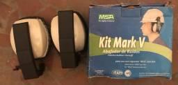Abafador de ruídos kit mark v