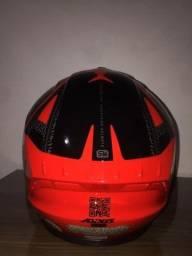 Título do anúncio: capacete axxis draken tamanho 60