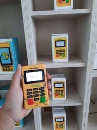 Minizinha chip2 - PagSeguro ( Não precisa de celular)