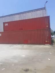 40 pés dry e hc containers em ótimo estado