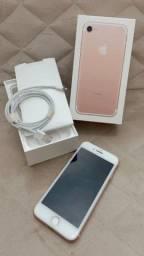 Título do anúncio: Iphone 7 - Rose Gold  32gb
