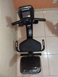 Título do anúncio: Bicicleta Ergometrica Horizontal H2 movement