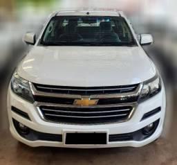 Chevrolet S10 LT AT 2018, 4x4 Diesel Branca
