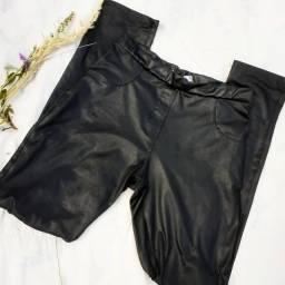 Título do anúncio: Calça leggin cirre couro fake