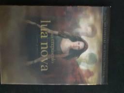 Título do anúncio: DVD do crepúsculo Lua Nova edição limitada lacrado