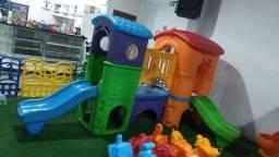 Brinquedos para Salão de festa e Buffet Infantil
