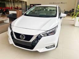 Título do anúncio: Nissan Versa Exclusive CVT 2022