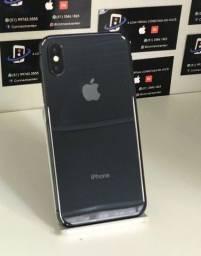 Título do anúncio: iPhone X 64GB ac cartão até 18X