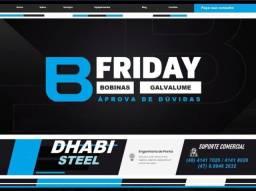 Título do anúncio: Galvalume  no Black Friday por uma semana- Aproveite