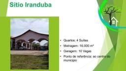 Título do anúncio: sítio no iranduba com terreno 80x200