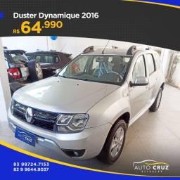 Título do anúncio: DUSTER DYNAMIQUE 2016 AUT..(Auto Cruz veículos)