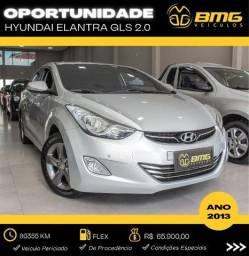 Título do anúncio: Hyundai Elantra GLS 2.0
