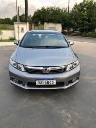 Título do anúncio: Honda Civic LXL Automatico 12/12