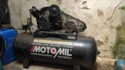 Compressor Motomil profissional