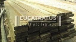 Título do anúncio: Réguas, Ripas e Tábuas de Eucalipto Tratado