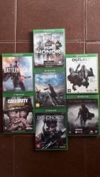 Jogos Xbox One - QUALQUER UM 50$
