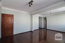 Apartamento à venda com 3 dormitórios em Santo antônio, Belo horizonte cod:329685