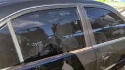 Vidro traseiro passageiro L/D Honda Civic 2001 a 2006 Original